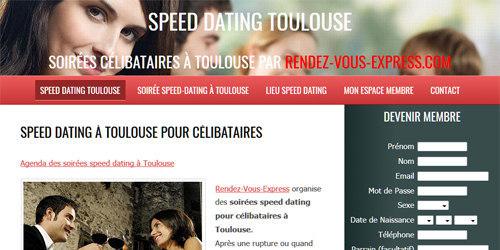 Rencontre celibataire speed dating