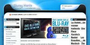 Vos séries favorites en coffrets blu ray