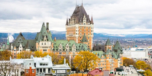 Pour visiter le Québec