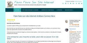 Location Site Web et Vente Site Internet